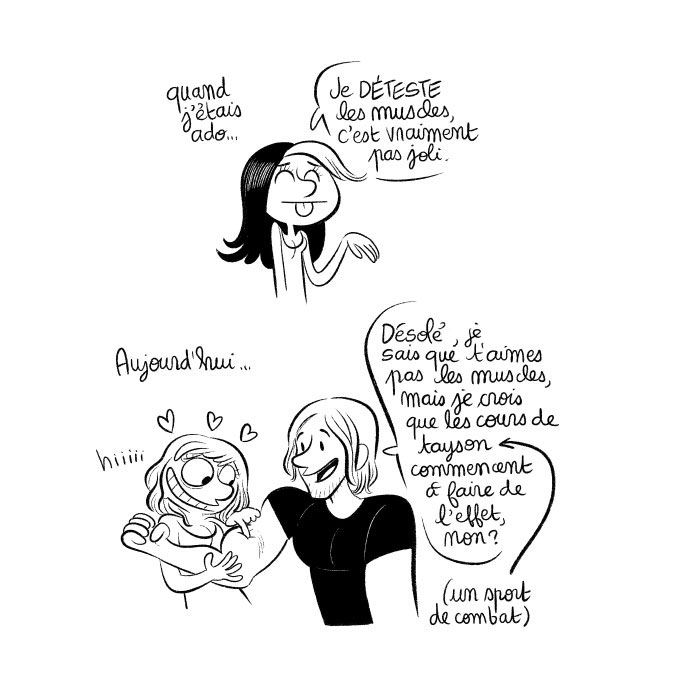 bloglaurel comics