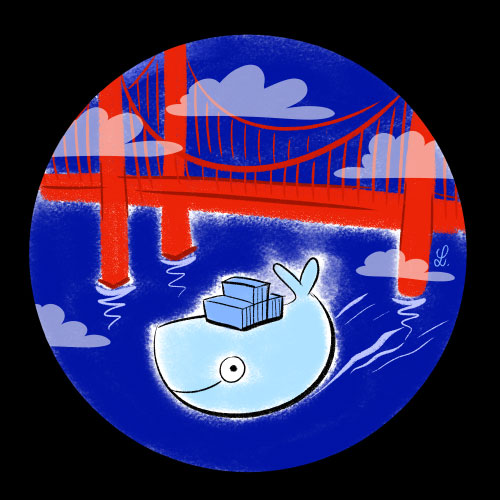 Docker, DockerCon15 in San Francisco.