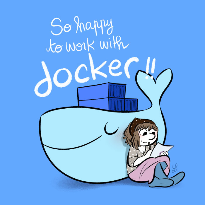 bloglaurel Docker