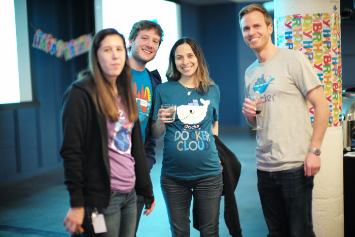 Docker third birthday 2016 San Francisco