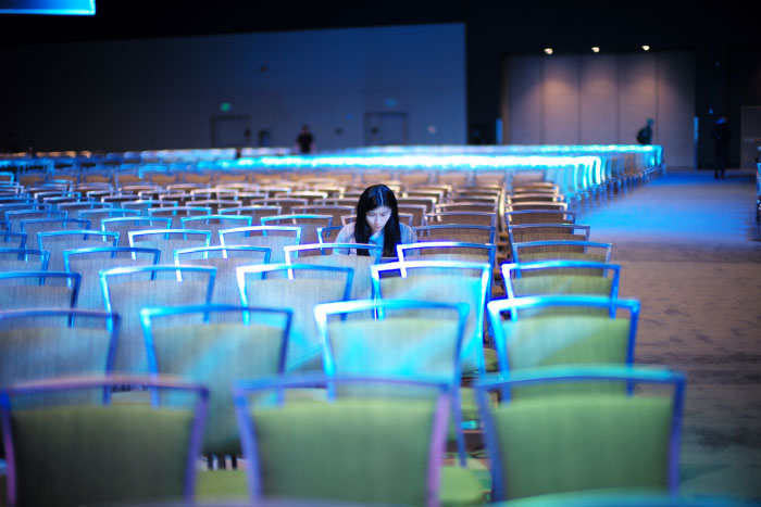 Dockercon Seattle - by Laurel Duermael - alone
