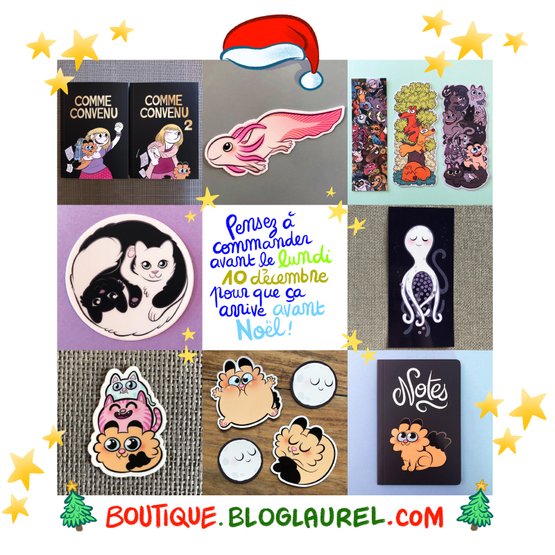 bloglaurel comics